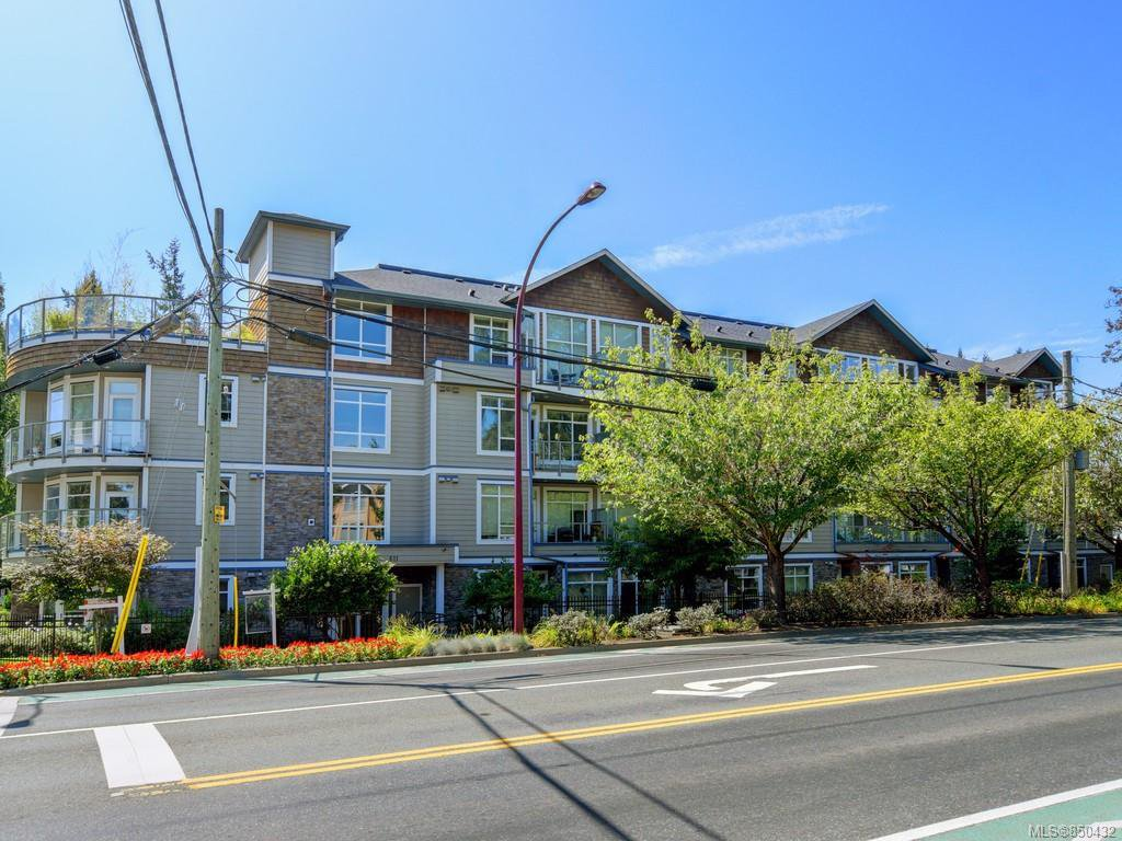 Main Photo: 210 611 Goldstream Ave in : La Fairway Condo Apartment for sale (Langford)  : MLS®# 850432