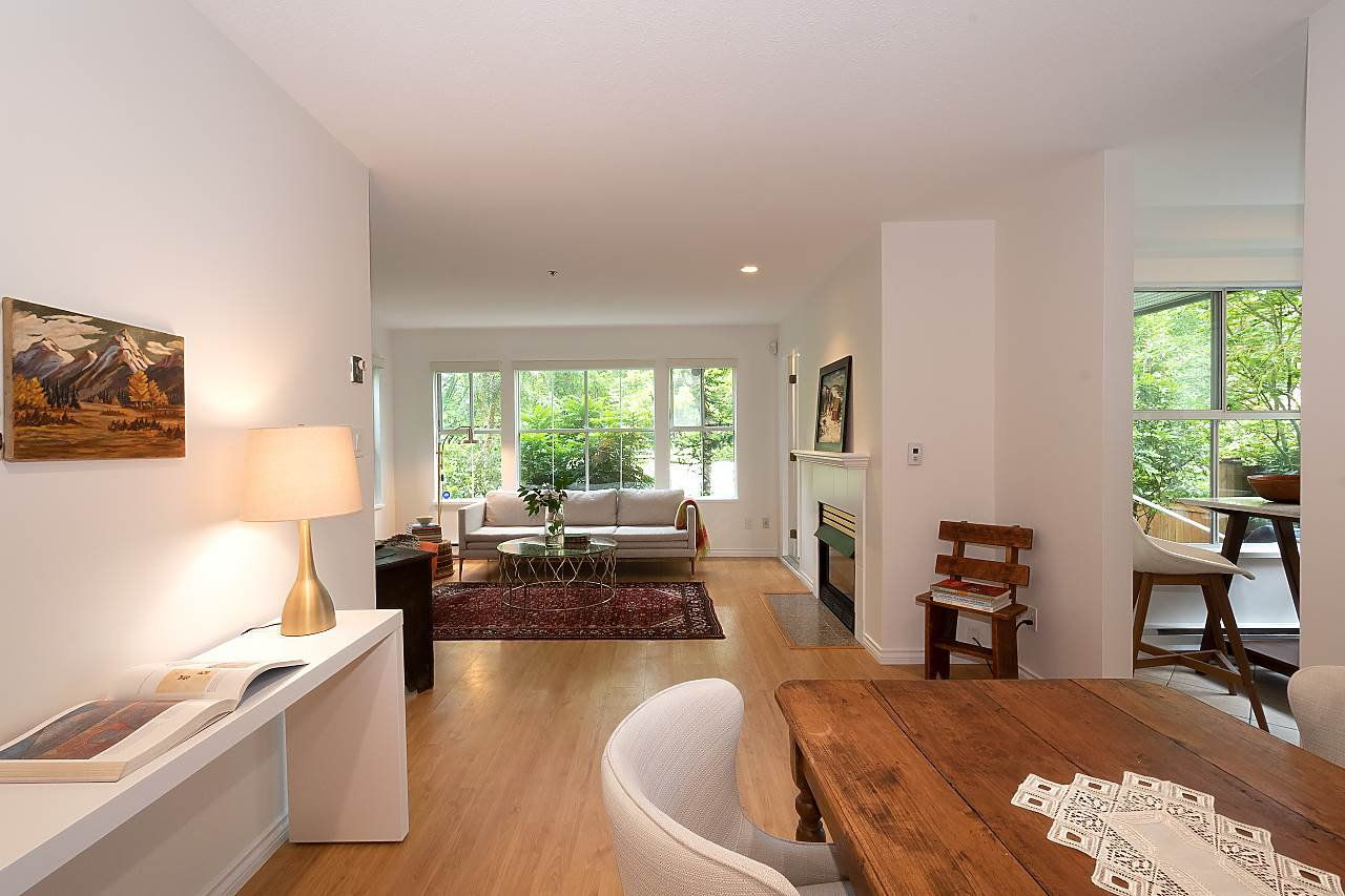 Main Photo: 106 655 W 13TH AVENUE in Vancouver: Fairview VW Condo for sale (Vancouver West)  : MLS®# R2465247