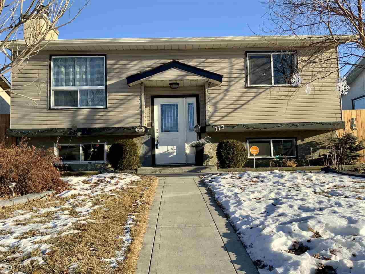 Main Photo: 177 Garwood Drive: Wetaskiwin House for sale : MLS®# E4224714