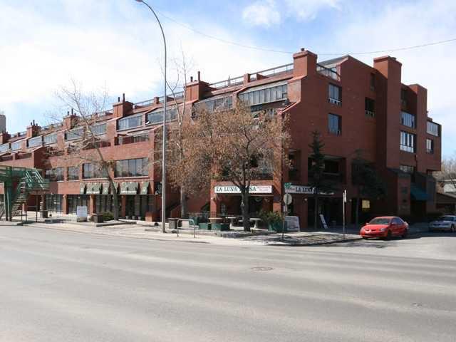 Main Photo: 423 1505 8 Avenue NW in CALGARY: Hillhurst Condo for sale (Calgary)  : MLS®# C3421521