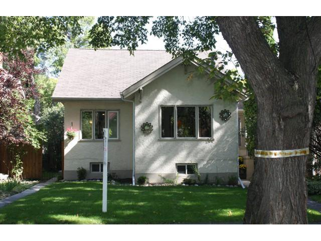 Main Photo: 266 QUEENSTON Street in WINNIPEG: River Heights / Tuxedo / Linden Woods Residential for sale (South Winnipeg)  : MLS®# 1017765