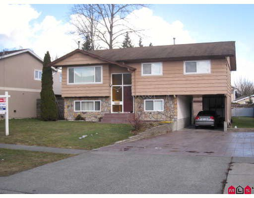 Main Photo: 9064 ROBERTSON Drive in Surrey: Queen Mary Park Surrey House for sale : MLS®# F2901817