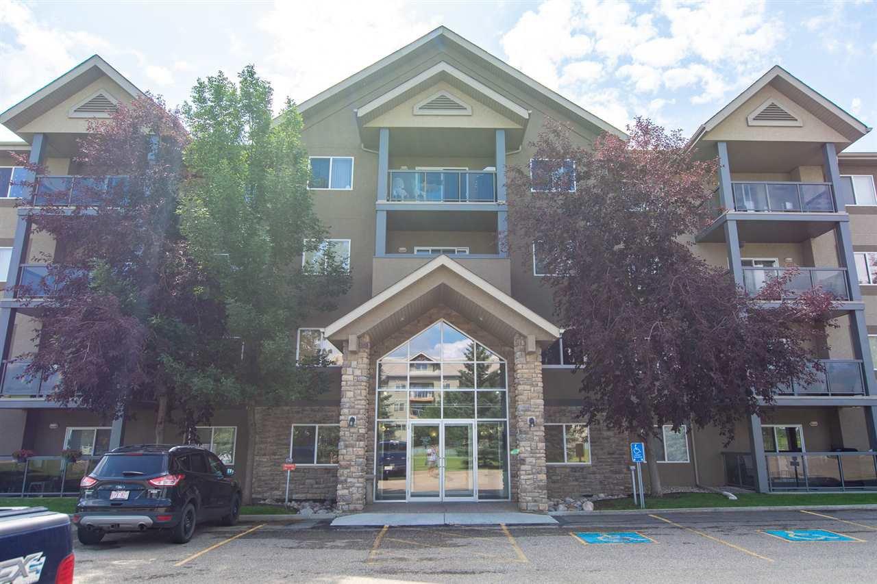 Main Photo: 434 279 SUDER GREENS Drive in Edmonton: Zone 58 Condo for sale : MLS®# E4167783