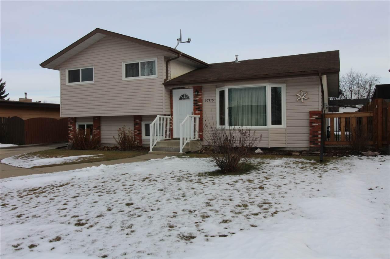 Main Photo: 10715 108 Avenue: Westlock House for sale : MLS®# E4180686