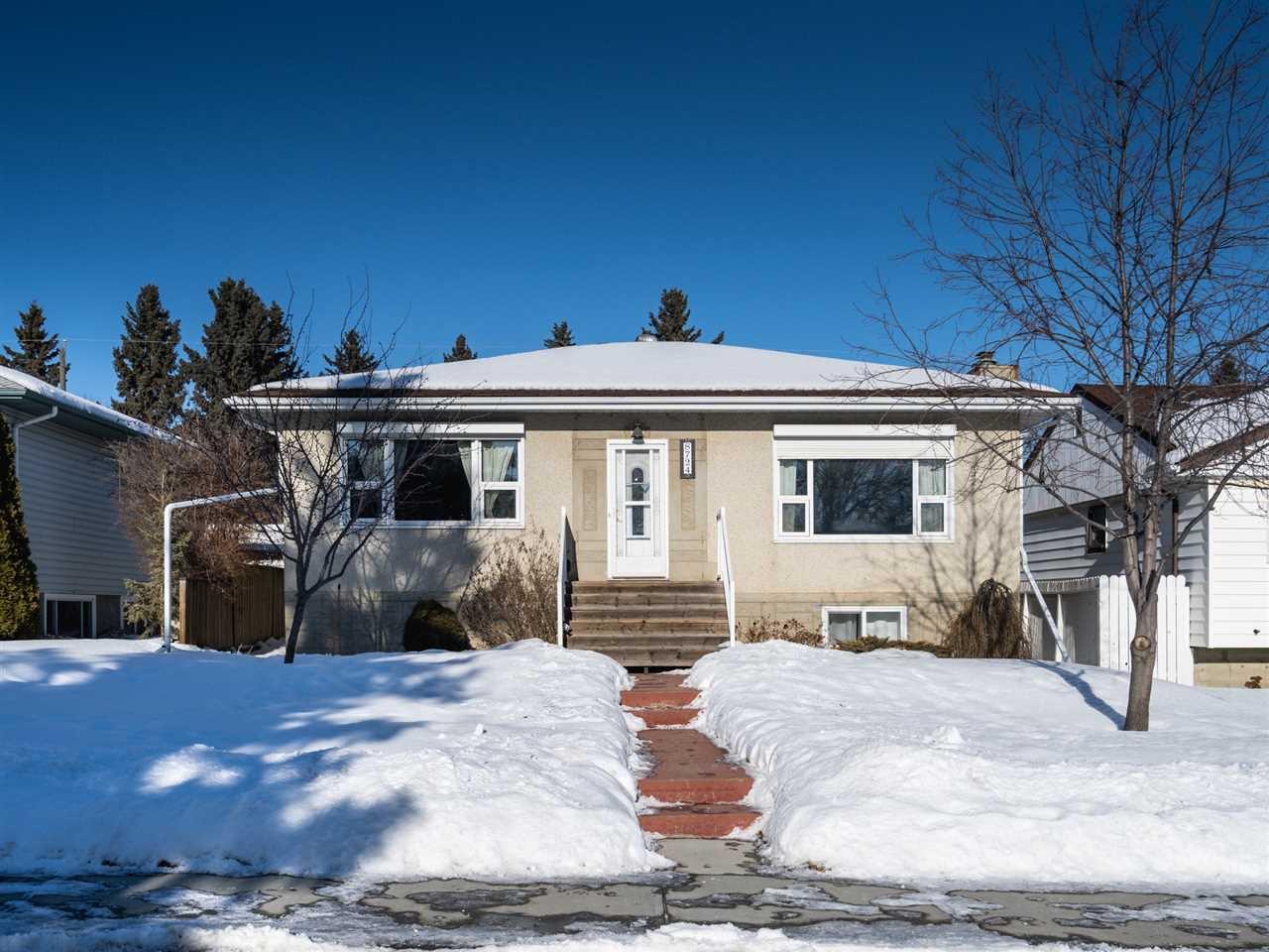 Main Photo: 8724 89 Avenue in Edmonton: Zone 18 House for sale : MLS®# E4187395