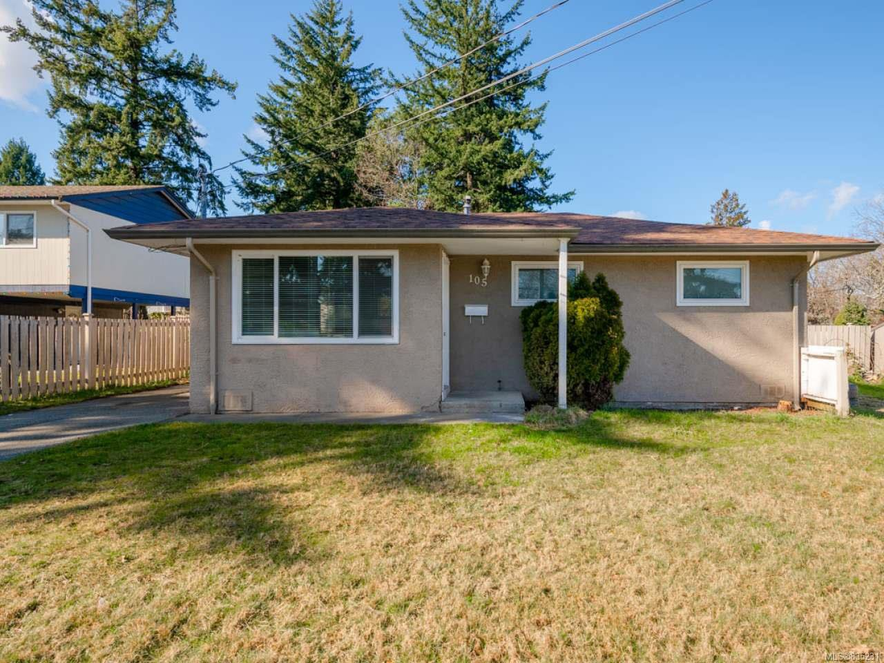 Main Photo: 105 Pryde Ave in NANAIMO: Na Central Nanaimo House for sale (Nanaimo)  : MLS®# 835231