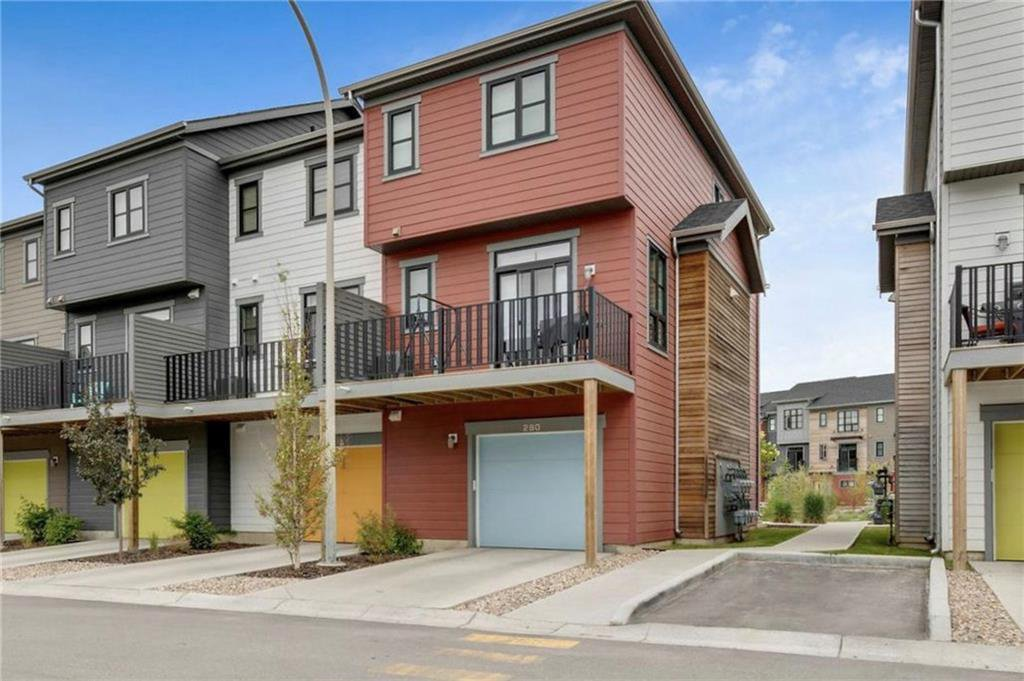 Main Photo: #280  WALDEN PH SE in Calgary: Walden Row/Townhouse for sale : MLS®# C4305781