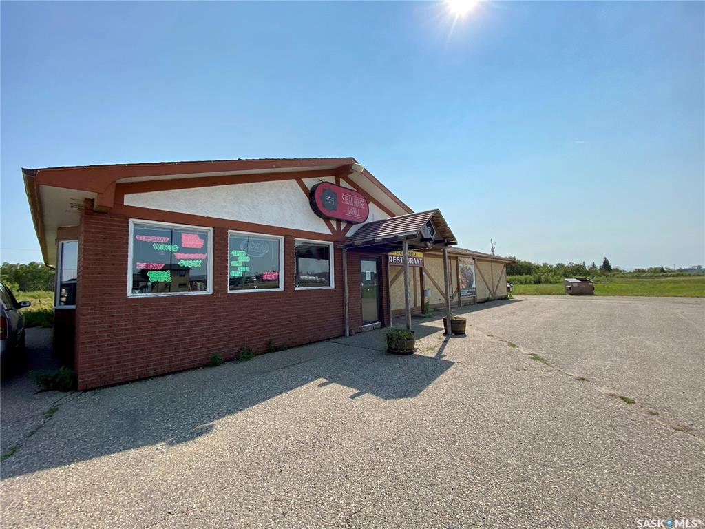 Main Photo: 1 Kennedy Drive in Esterhazy: Commercial for sale : MLS®# SK824069