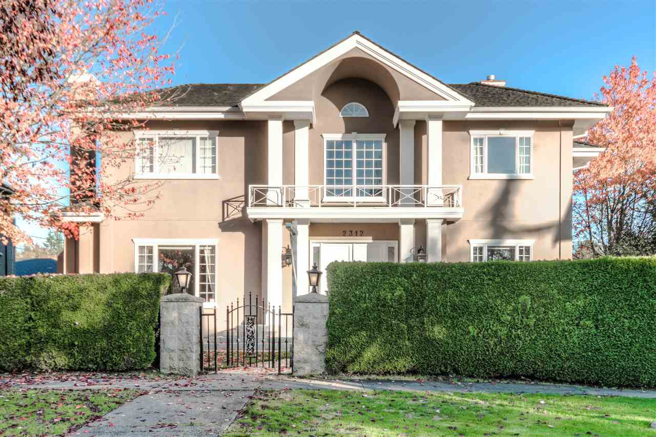 Main Photo: 2312 OLIVER CRESCENT in : Arbutus House for sale : MLS®# R2060282