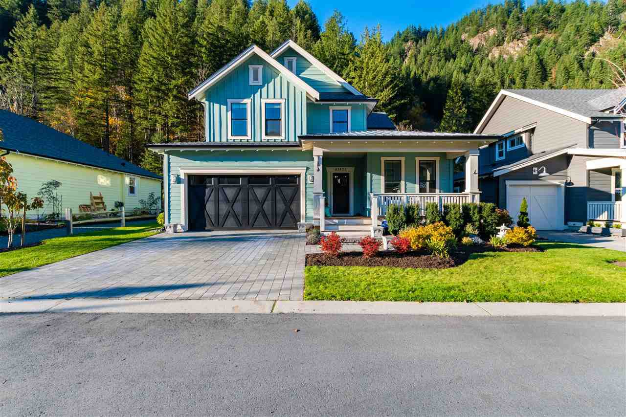 Main Photo: 43371 OLD ORCHARD Lane: Columbia Valley House for sale (Cultus Lake)  : MLS®# R2515540