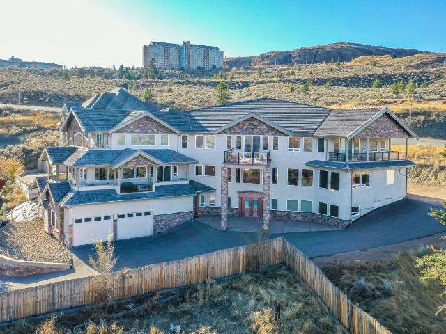 Main Photo: 132 FERNIE PLACE in Kamloops: South Kamloops House for sale : MLS®# 159435