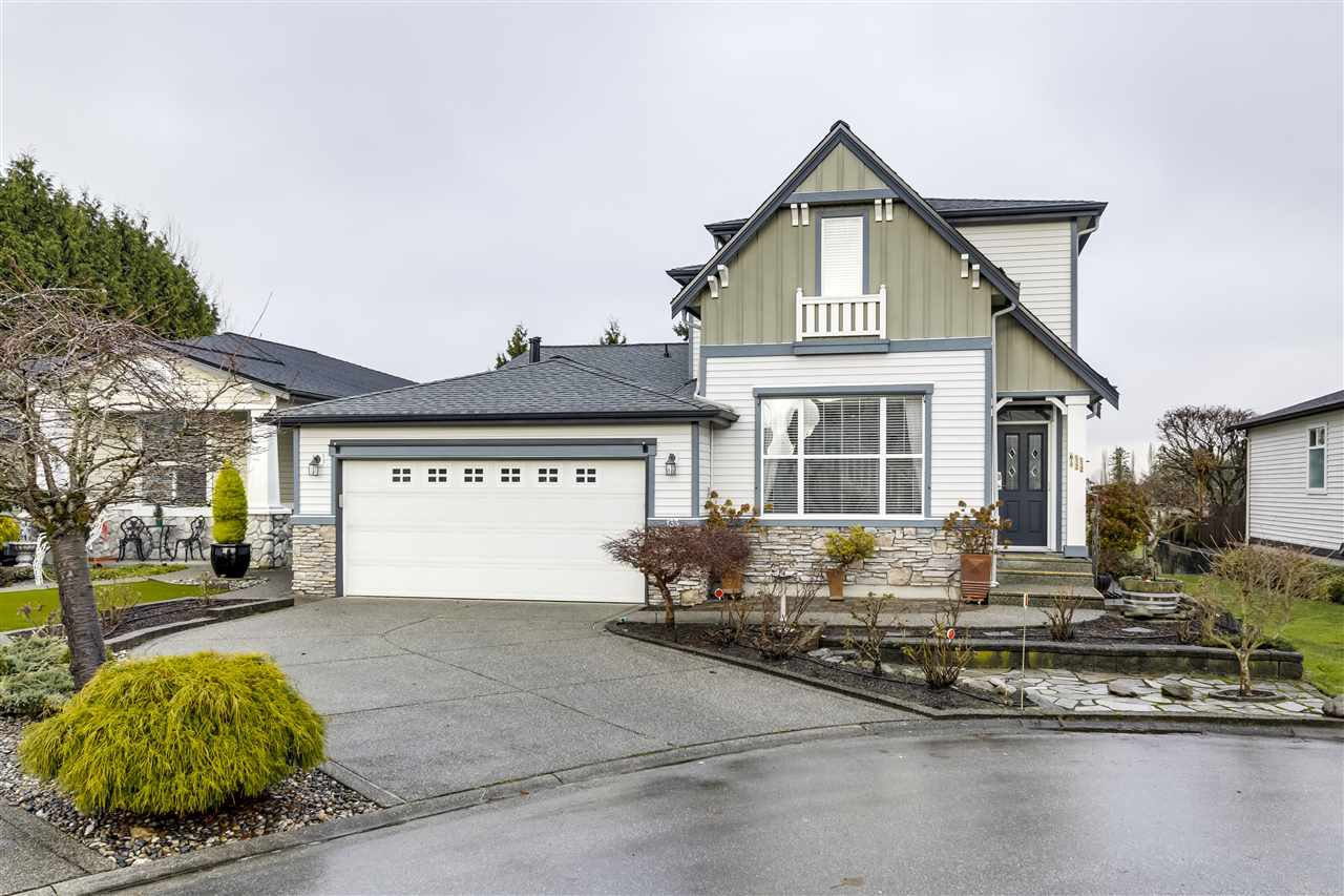 "Main Photo: 133 19639 MEADOW GARDENS Way in Pitt Meadows: North Meadows PI House for sale in ""The Dorado"" : MLS®# R2523779"