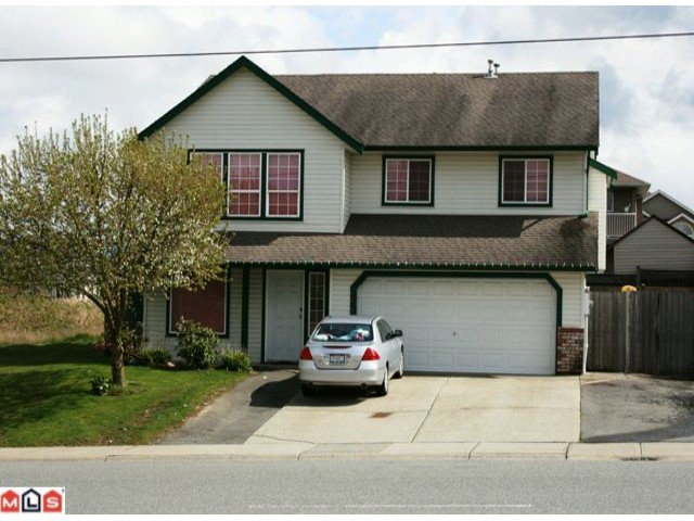 Main Photo: 3538 TOWNLINE Road in Abbotsford: Abbotsford West House for sale : MLS®# F1009047
