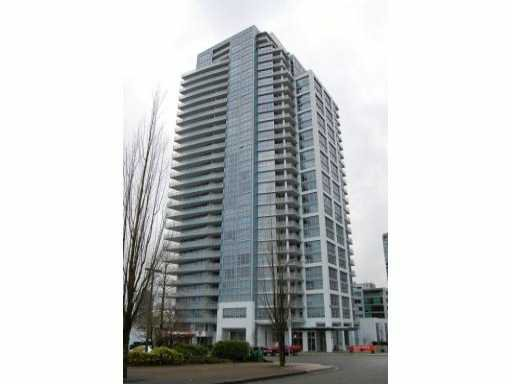 """Main Photo: 1401 4400 BUCHANAN Street in Burnaby: Brentwood Park Condo for sale in """"MOTIF AT CITI"""" (Burnaby North)  : MLS®# V859908"""