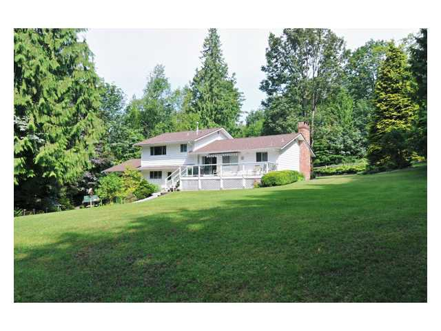 Main Photo: 25360 102ND Avenue in Maple Ridge: Thornhill House for sale : MLS®# V867171