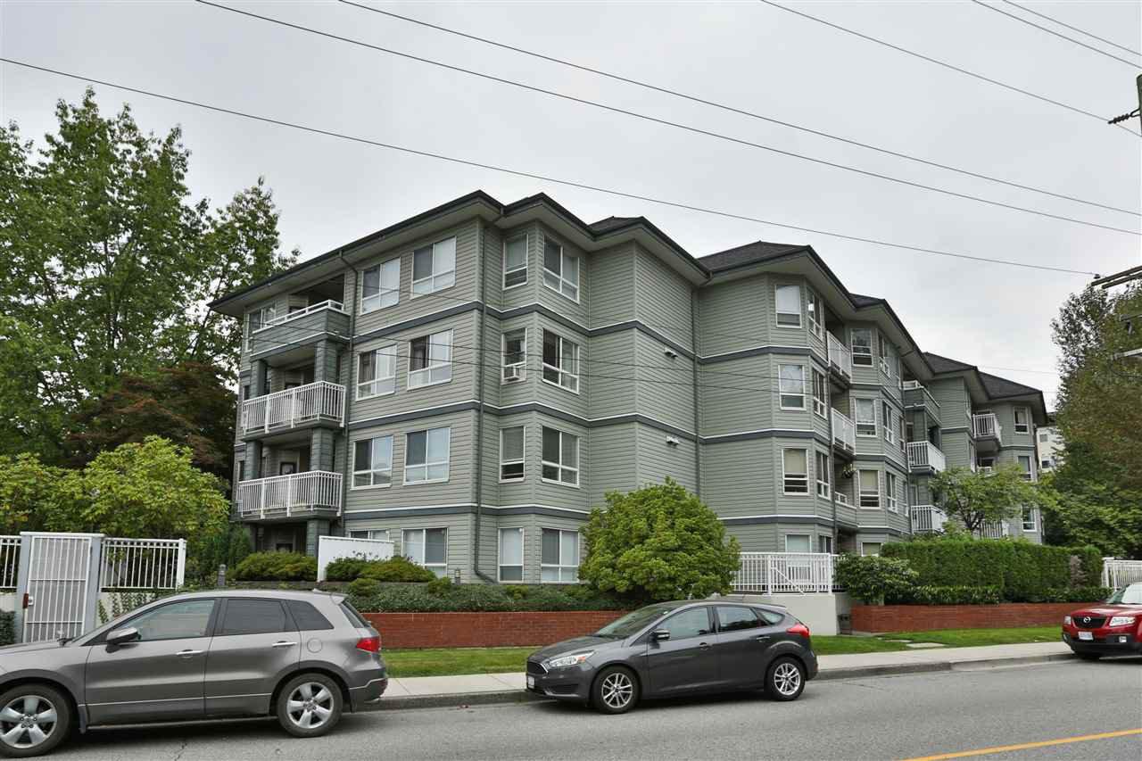 "Main Photo: 102 2439 WILSON Avenue in Port Coquitlam: Central Pt Coquitlam Condo for sale in ""AVEBURY POINT"" : MLS®# R2404488"