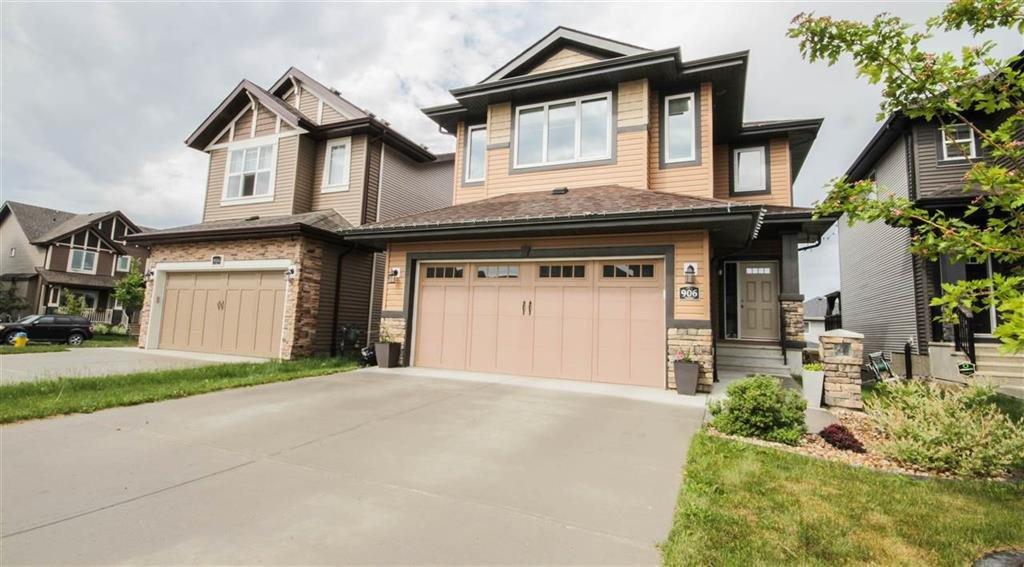 Main Photo: 906 GOSHAWK Point in Edmonton: Zone 59 House for sale : MLS®# E4175623