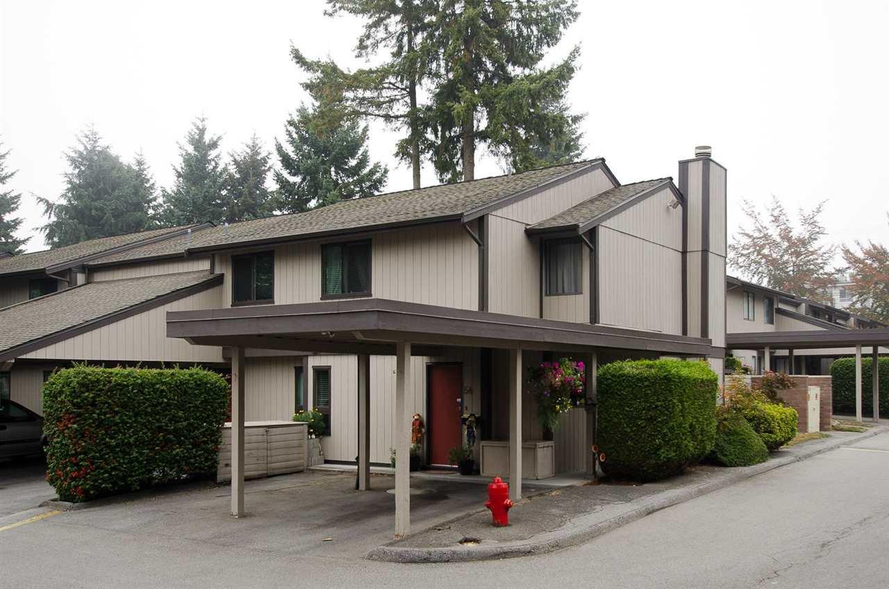 "Main Photo: 54 6712 BAKER Road in Delta: Sunshine Hills Woods Townhouse for sale in ""SUNRIDGE ESTATES"" (N. Delta)  : MLS®# R2423502"