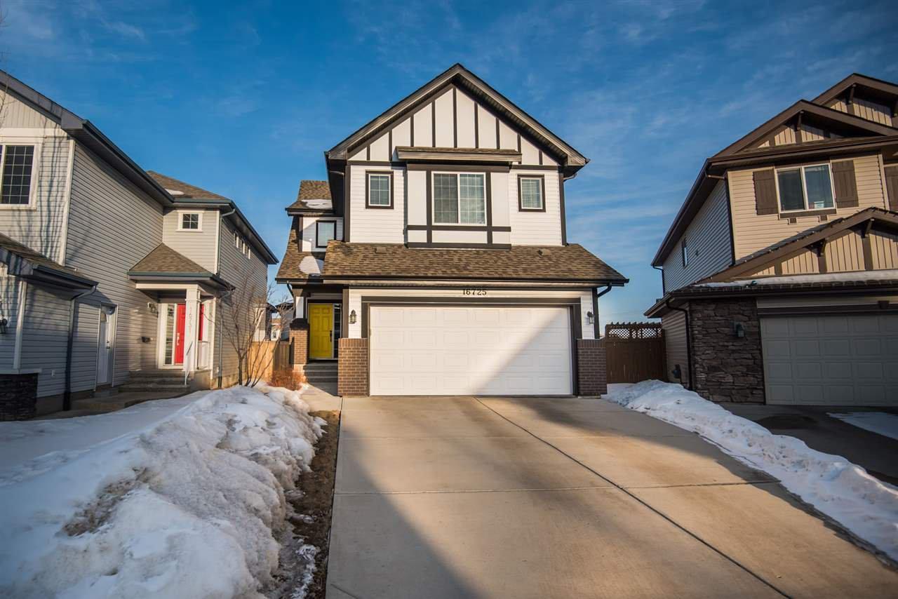 Main Photo: 16725 58B Street in Edmonton: Zone 03 House for sale : MLS®# E4192301