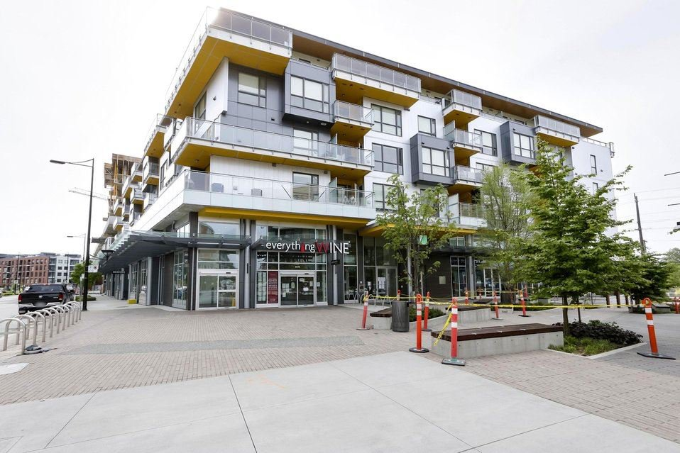 Main Photo: 705 8580 RIVER DISTRICT CROSSING STREET in Vancouver: South Marine Condo for sale (Vancouver East)  : MLS®# R2454645