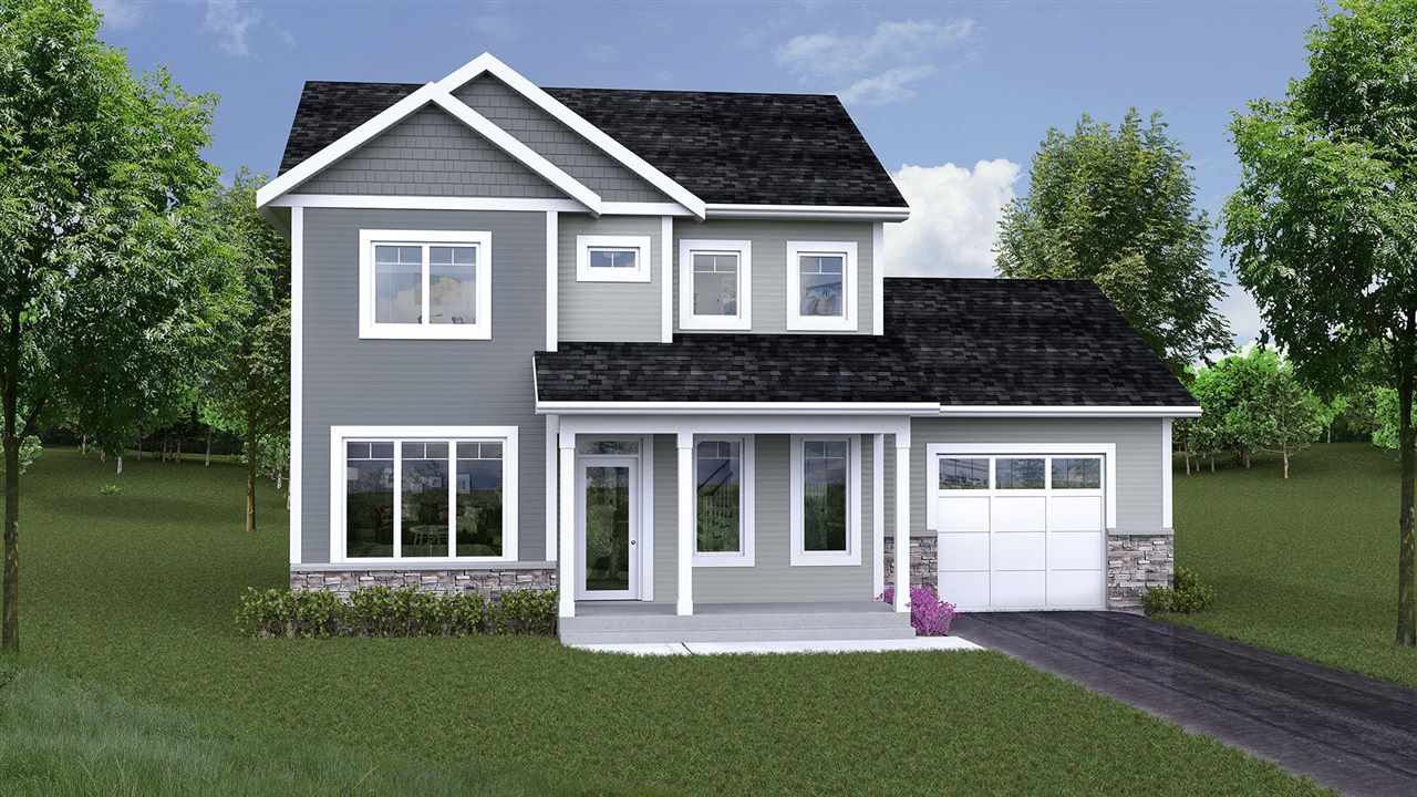Main Photo: Lot 38 101 Marigold Drive in Middle Sackville: 26-Beaverbank, Upper Sackville Residential for sale (Halifax-Dartmouth)  : MLS®# 202024348