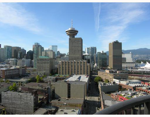 """Photo 10: Photos: 2310 128 W CORDOVA Street in Vancouver: Downtown VW Condo for sale in """"WOODWARDS W43"""" (Vancouver West)  : MLS®# V791001"""