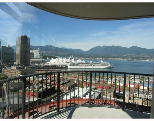 """Photo 9: Photos: 2310 128 W CORDOVA Street in Vancouver: Downtown VW Condo for sale in """"WOODWARDS W43"""" (Vancouver West)  : MLS®# V791001"""