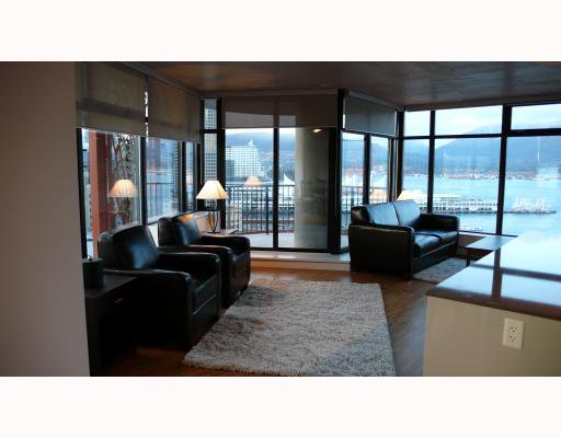 """Photo 3: Photos: 2310 128 W CORDOVA Street in Vancouver: Downtown VW Condo for sale in """"WOODWARDS W43"""" (Vancouver West)  : MLS®# V791001"""
