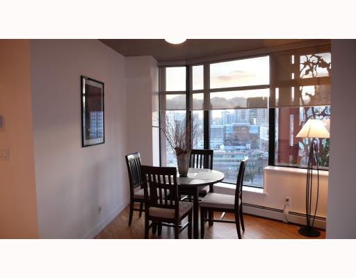 """Photo 4: Photos: 2310 128 W CORDOVA Street in Vancouver: Downtown VW Condo for sale in """"WOODWARDS W43"""" (Vancouver West)  : MLS®# V791001"""