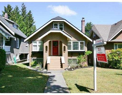 Main Photo: 3331 W 26TH Avenue in Vancouver: Dunbar House for sale (Vancouver West)  : MLS®# V723675