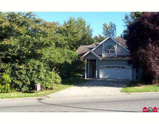 """Main Photo: 35323 SANDY HILL Road in Abbotsford: Abbotsford East House for sale in """"SANDYHILL"""" : MLS®# F2622111"""