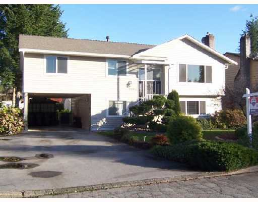 """Main Photo: 3356 FIR Street in Port_Coquitlam: Lincoln Park PQ House for sale in """"SUN VALLEY"""" (Port Coquitlam)  : MLS®# V738101"""