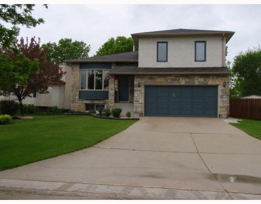 Main Photo: 86 CIVIC Street in WINNIPEG: Charleswood Residential for sale (South Winnipeg)  : MLS®# 2810384