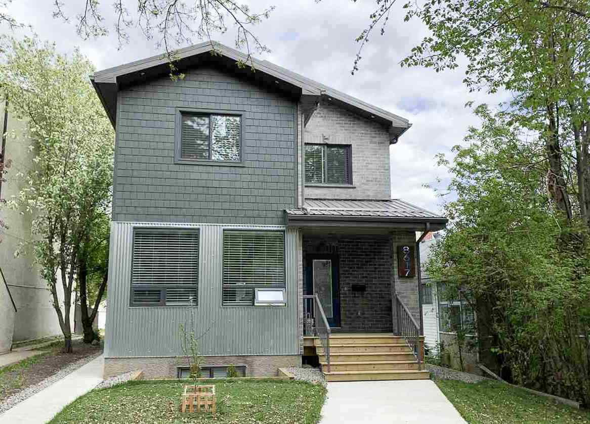Main Photo: 8617 108A Street in Edmonton: Zone 15 House for sale : MLS®# E4182568