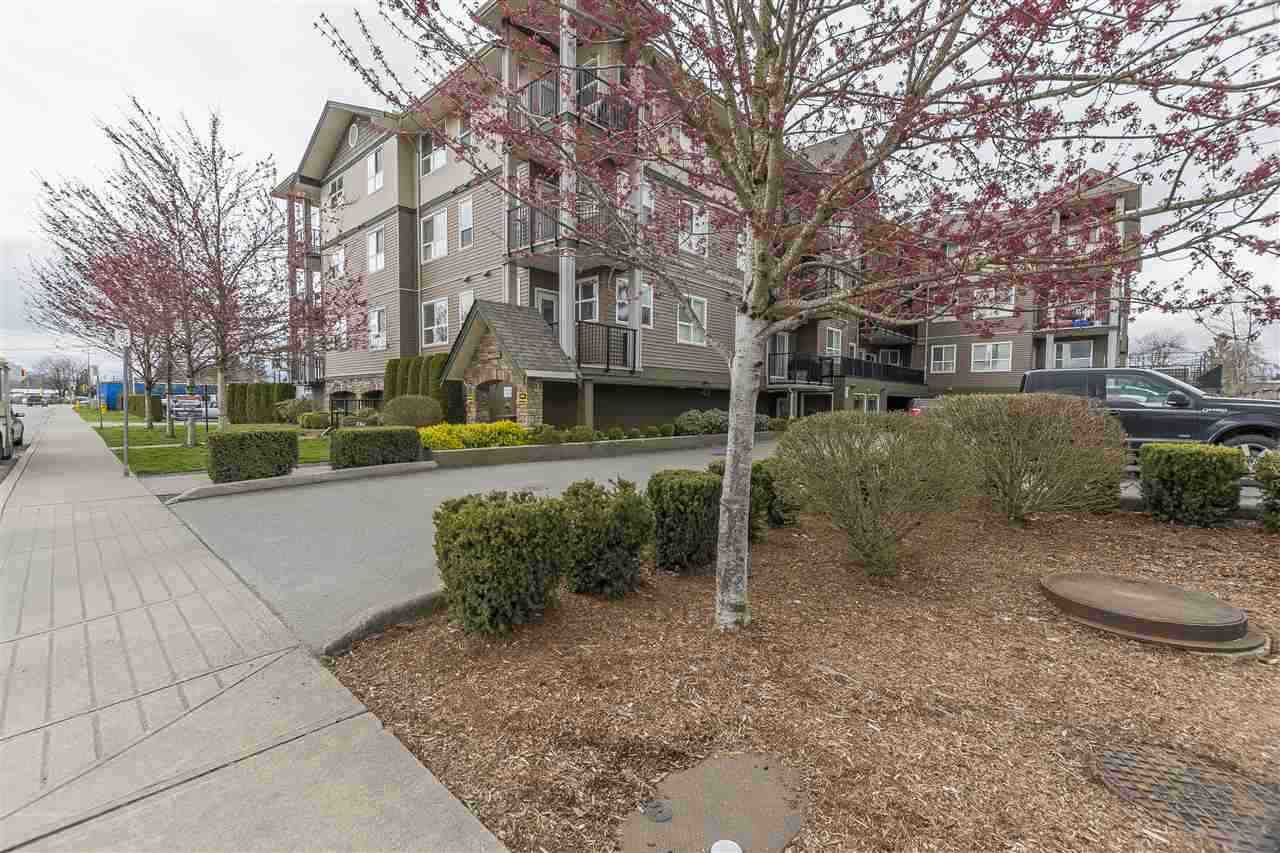 Main Photo: 307 46053 CHILLIWACK CENTRAL Road in Chilliwack: Chilliwack E Young-Yale Condo for sale : MLS®# R2431466