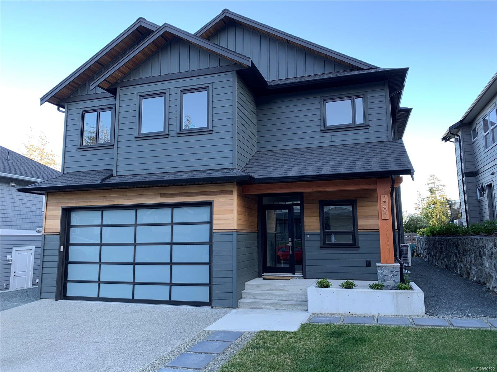 Main Photo: 2297 Mountain Heights Dr in : Sk Broomhill House for sale (Sooke)  : MLS®# 850522