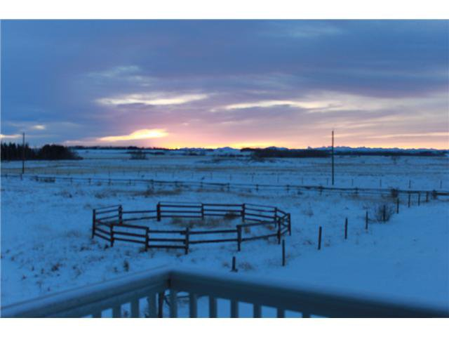 Main Photo: Site 16 Box 28 RR1 in DIDSBURY: Rural Mountain View County Residential Detached Single Family for sale : MLS®# C3502697
