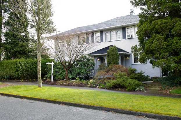 Main Photo: 1498 W 39TH Avenue in Vancouver: Shaughnessy House for sale (Vancouver West)  : MLS®# V988325