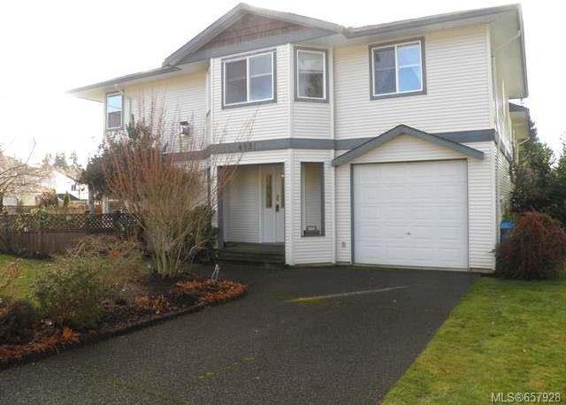 Main Photo: 4681B Shetland Pl in COURTENAY: CV Courtenay East Half Duplex for sale (Comox Valley)  : MLS®# 657928