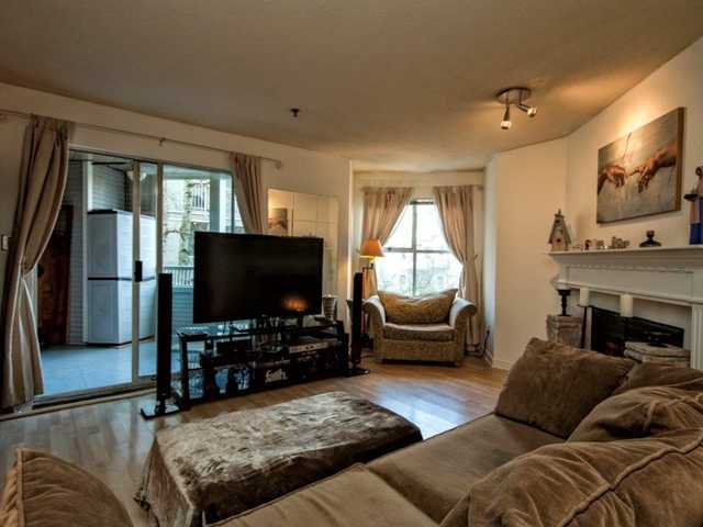 """Photo 3: Photos: 206 1465 COMOX Street in Vancouver: West End VW Condo for sale in """"BRIGHTON COURT"""" (Vancouver West)  : MLS®# V1044730"""