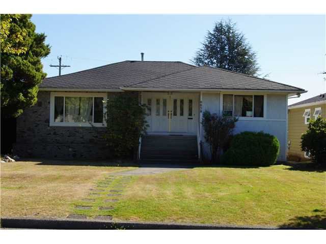 Main Photo: 6638 ASH Street in Vancouver: South Cambie House for sale (Vancouver West)  : MLS®# V1087487