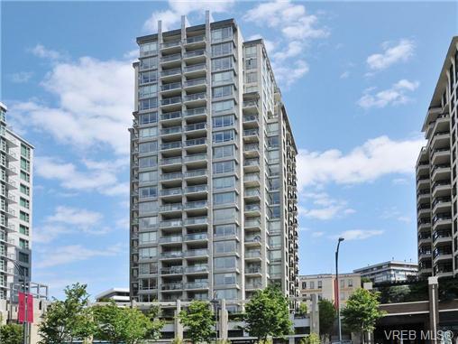 Main Photo: 1503 751 Fairfield Rd in VICTORIA: Vi Downtown Condo for sale (Victoria)  : MLS®# 702094