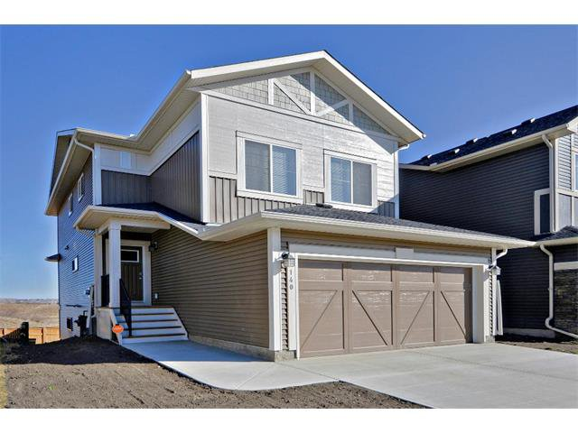 Main Photo: 140 FIRESIDE Place: Cochrane House for sale : MLS®# C4013130