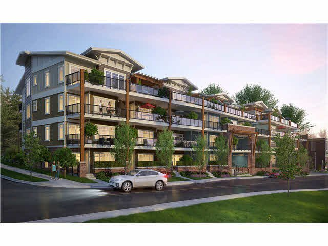 "Main Photo: 106 22327 RIVER Road in Maple Ridge: East Central Condo for sale in ""REFLECTIONS ON THE RIVER"" : MLS®# V1133989"