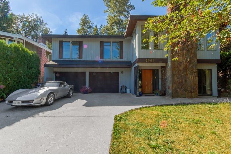"Main Photo: 9963 RATHBURN Drive in Burnaby: Oakdale House for sale in ""OAKDALE/RATHBURN"" (Burnaby North)  : MLS®# V1134888"