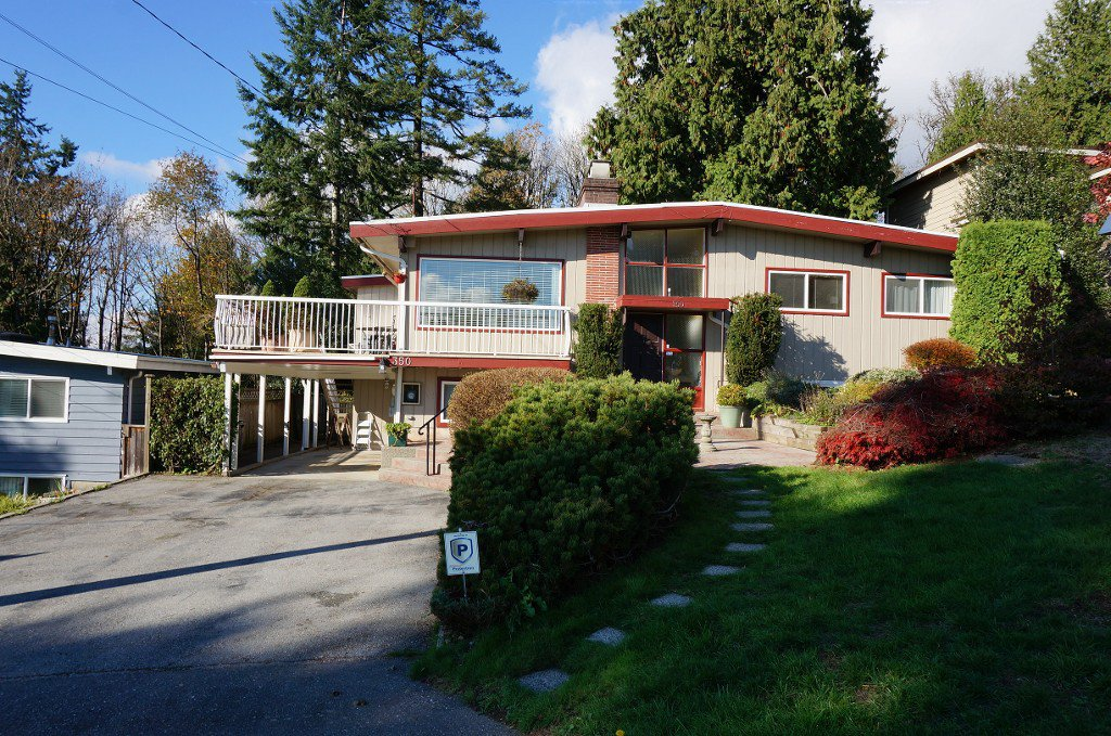 "Main Photo: 350 SEAFORTH Crescent in Coquitlam: Central Coquitlam House for sale in ""Austin Heights"" : MLS®# R2011370"