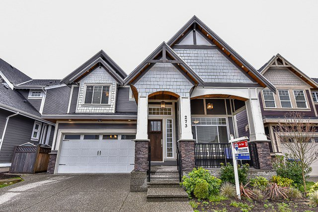 "Main Photo: 273 174 Street in Surrey: Pacific Douglas House for sale in ""SUMMERFIELD"" (South Surrey White Rock)  : MLS®# R2044771"