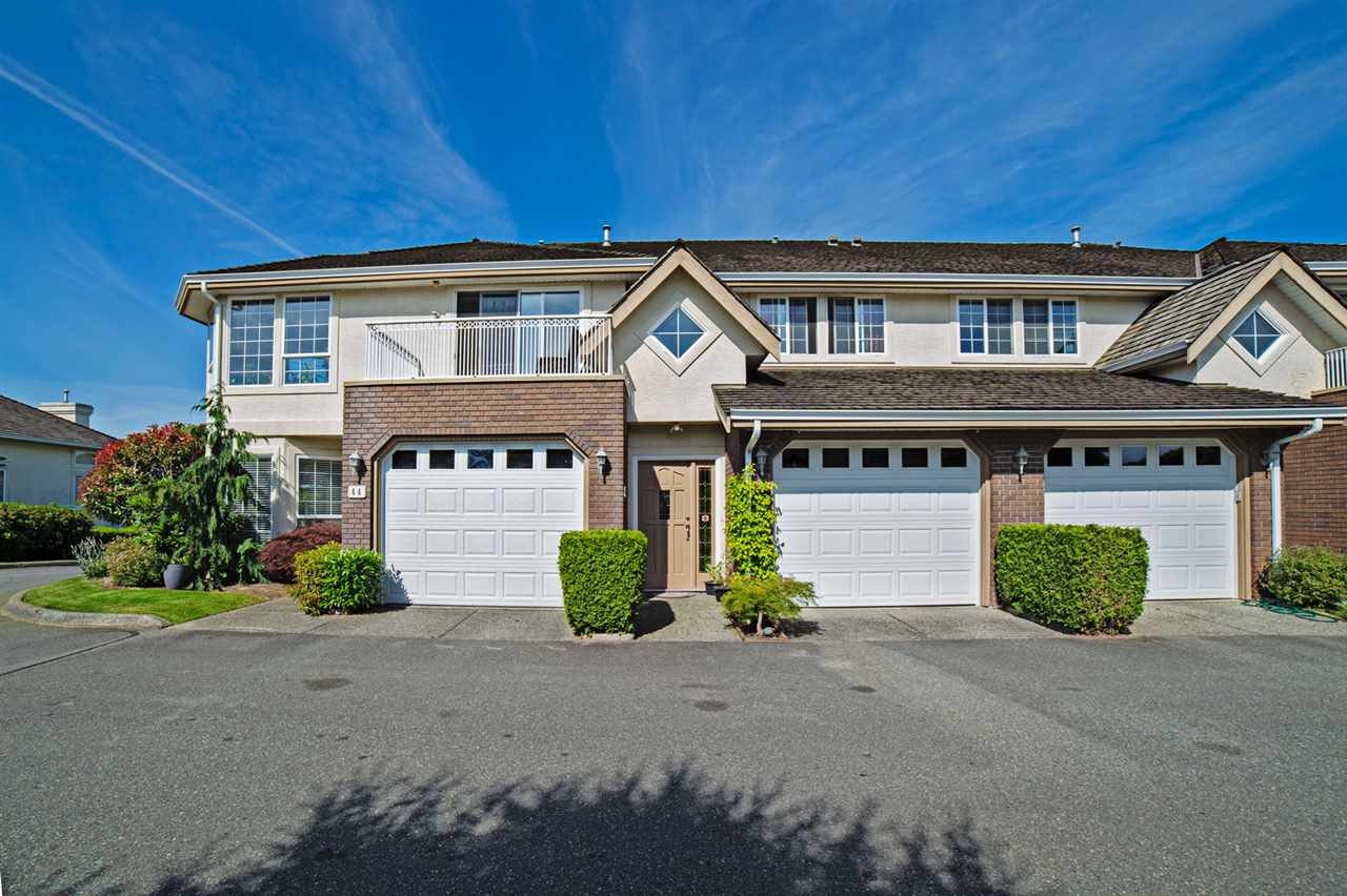 "Main Photo: 45 31450 SPUR Avenue in Abbotsford: Abbotsford West Townhouse for sale in ""Lakepointe Villas"" : MLS®# R2075766"