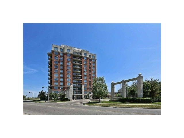 Main Photo: 707 2365 Central Park Drive in Oakville: Uptown Core Condo for lease : MLS®# W3540880