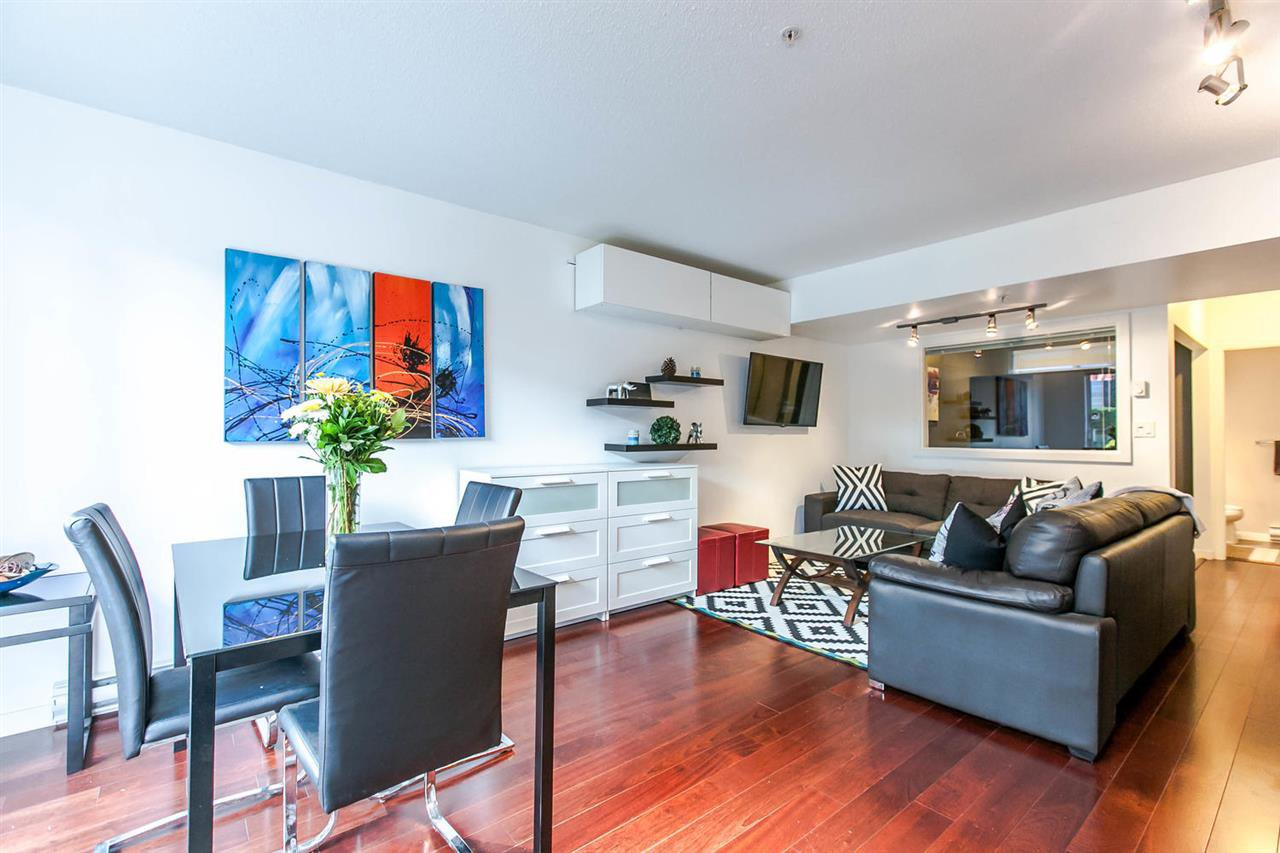 "Main Photo: 115 672 W 6TH Avenue in Vancouver: Fairview VW Condo for sale in ""The Bohemia"" (Vancouver West)  : MLS®# R2111915"